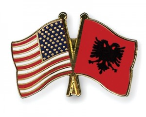 Flag-Pins-USA-Albania